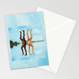 Foulant le ciel Stationery Cards