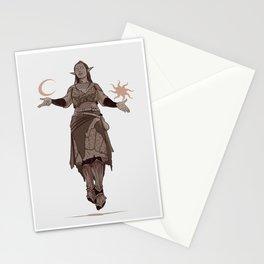 Seryn, champion of Azura Stationery Cards