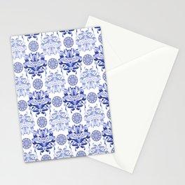 Arabesque,Aztec pattern  Stationery Cards