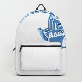 Hammered Time Backpack