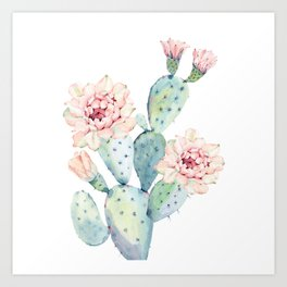 The Prettiest Cactus Kunstdrucke