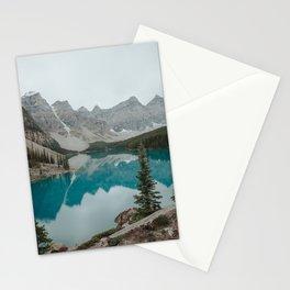 Moraine Lake, Banff National Park Stationery Cards