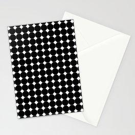 Octile - Black & White Stationery Cards