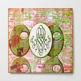 Alice (#TheAccessoriesSeries) Metal Print