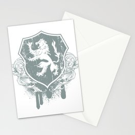 Lion Morale Stationery Cards