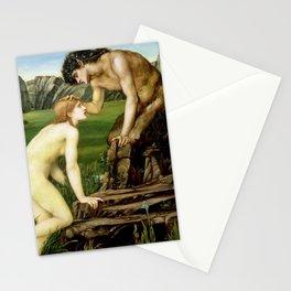 "Edward Burne-Jones ""Pan and Psyche"" Stationery Cards"