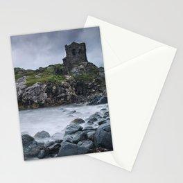 Kinbane Castle II Stationery Cards