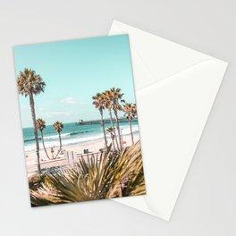 Oceanside Pier, Oceanside, Ca Stationery Cards