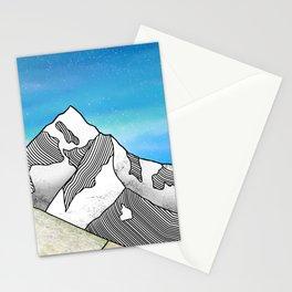 Mt Everest Stationery Cards