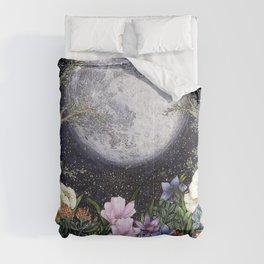 Midnight in the Garden II Comforters