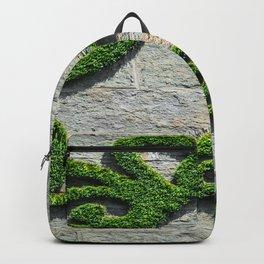 Quebec City Wall Garden Sign Backpack