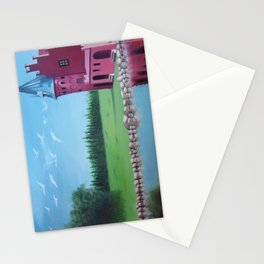 """""""The Spell"""" (Wild Swans) Stationery Cards"""