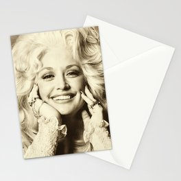 Dolly Parton Vintage 01 Stationery Cards