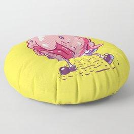 SpongeBlob Floor Pillow
