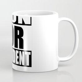 Elon For President Political Shirt Election USA Coffee Mug