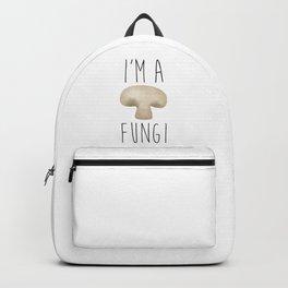 I'm A Fungi Backpack