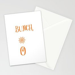 It's Just A Bunch Of Hocus Pocus Halloween Party Stationery Cards