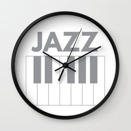 Jazz Legend Music Gift Wall Clock