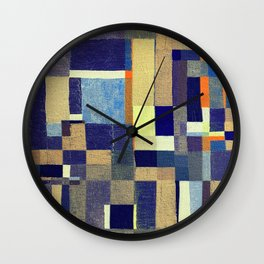 Athletics Wall Clock
