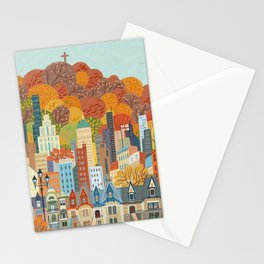 Montréal Stationery Cards