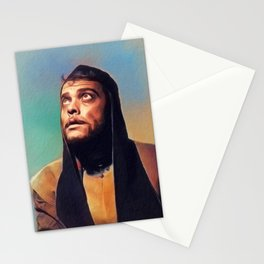 Orson Welles, Actor Stationery Cards