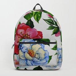 Vintage Floral Pattern No. 10 Backpack