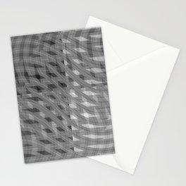 Crazy greylines 2 Stationery Cards