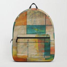 Mid-Century Modern Art 5.0 - Graffiti Backpack