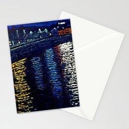 Harbor at Oban Stationery Cards