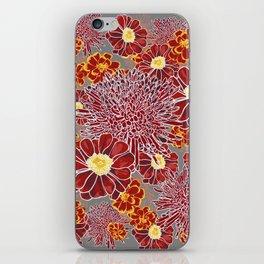 Floral Pattern I iPhone Skin