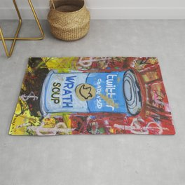 Wrath Soup Preserves Rug