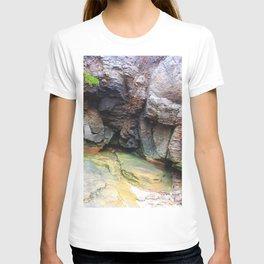Shaped By The Sea - Island Life T-shirt