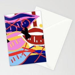 Lips Stationery Cards