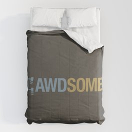 AWDSOME v7 HQvector Comforters