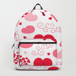 Love Trees  Backpack