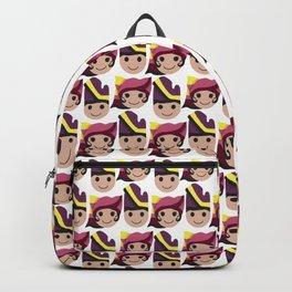 Iconic Headdresses - West Sumatra Backpack
