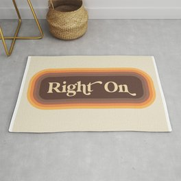 Right On Rug