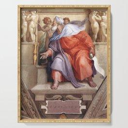 Michelangelo - Prophet Ezekiel Serving Tray