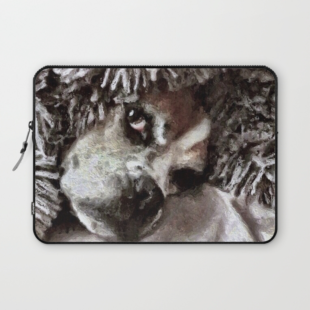 Dog Day Afternoon Laptop Sleeve LSV7590421