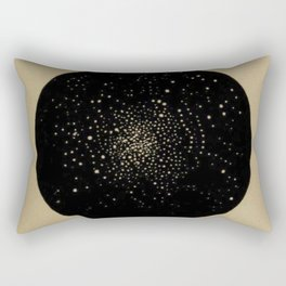 Star Cluster Rectangular Pillow