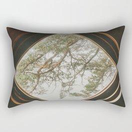 Autumn Day By The Coast  Rectangular Pillow