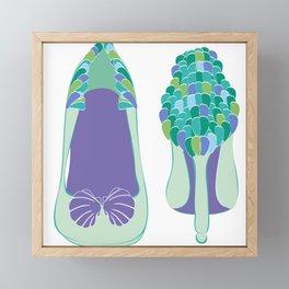 Fairy tale Princess 1989 Framed Mini Art Print