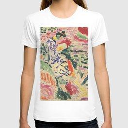 La Japonaise Woman beside the Water by Henri Matisse T-shirt