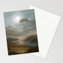 Lost - fanart Morrowind Stationery Cards