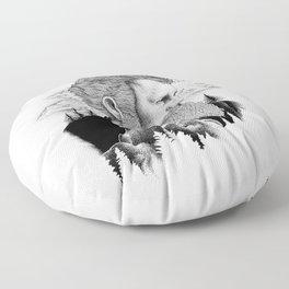 JOHN MUIR Floor Pillow