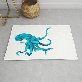 Origami Octopus Rug