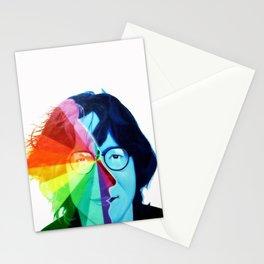 JohnLennon - Psychedelic Stationery Cards