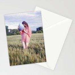 Big Girls Cry Stationery Cards