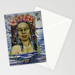 Yemaya, Goddess of the Sea Stationery Cards