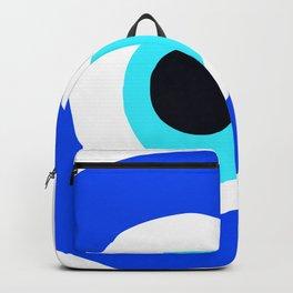 Evil Eye Talisman Lucky Charm Backpack